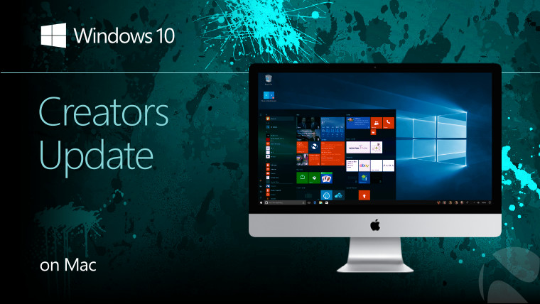 apple bootcamp support windows 10
