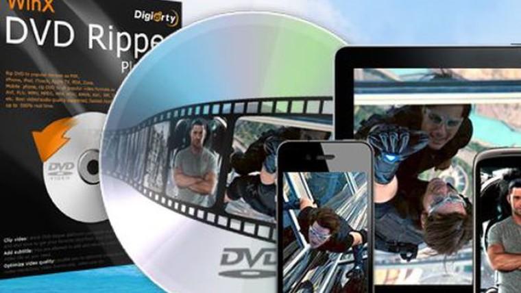 Download WinX DVD Ripper Platinum (normally $67 95 value