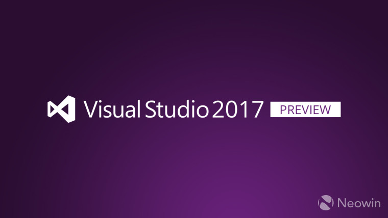 Visual Studio 2017 version 15 7 Preview 2 now available for download