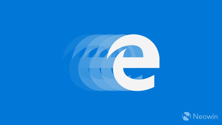 Microsoft highlights what's new in Microsoft Edge in Windows 10