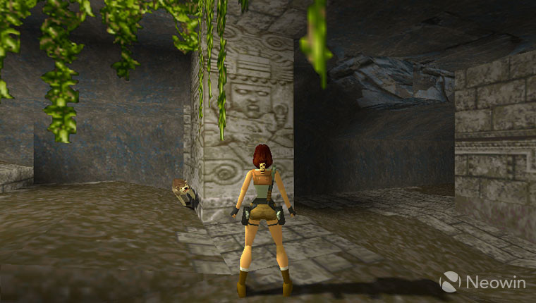 You Can Now Play The Original Tomb Raider In Your Browser With