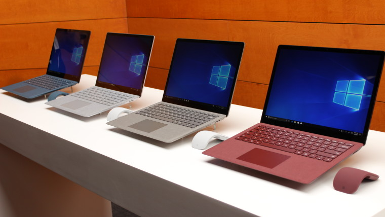 Microsoft might have a 15-inch Surface Laptop 3 at next month's event