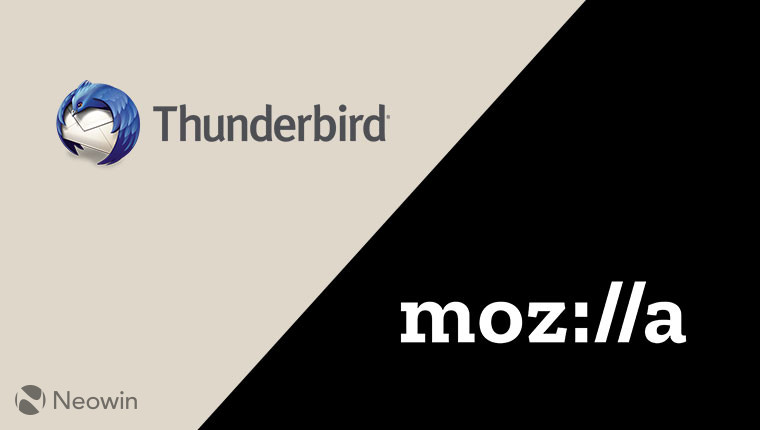 Mozilla Thunderbird to get prettier and faster this year - Neowin