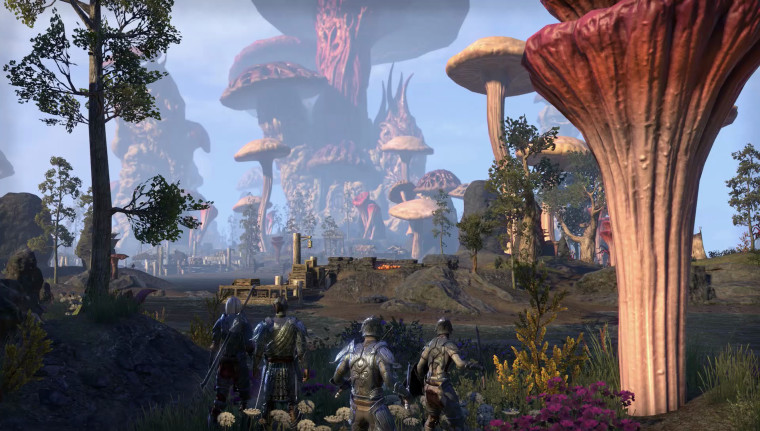 The Elder Scrolls Online Morrowind screenshot