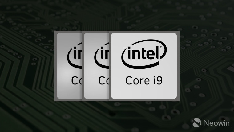 Intel's first 9th-generation Core processors may arrive October 1st