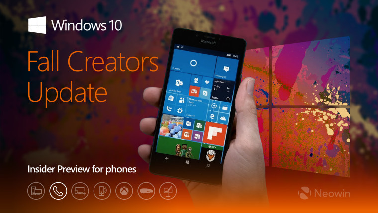 Windows 10 Mobile Fall Creators Update now in the Release Preview ring