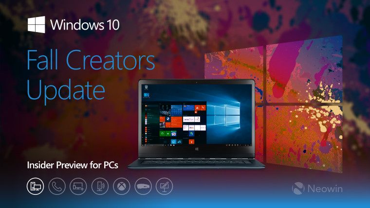 The Windows 10 Fall Creators Update has hit RTM