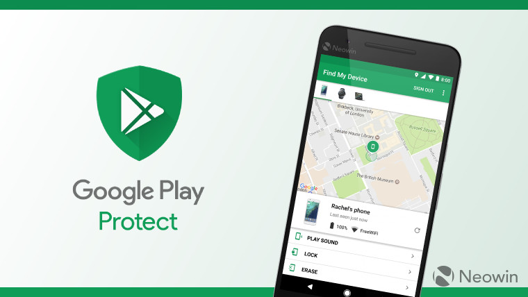 Google Renames Android Device Manager As Find My Device Neowin
