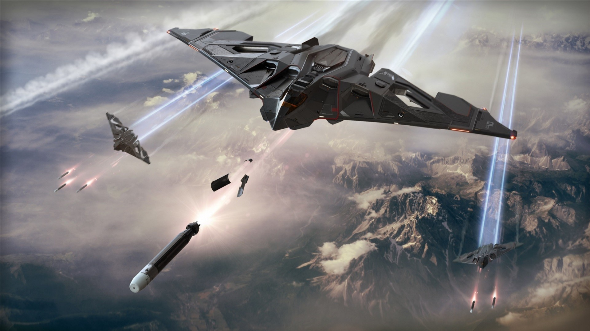 Crytek sues Star Citizen studios over use of CryEngine