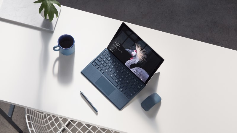 Microsoft Surface Pro With LTE Scheduled For Spring 2018 Launch