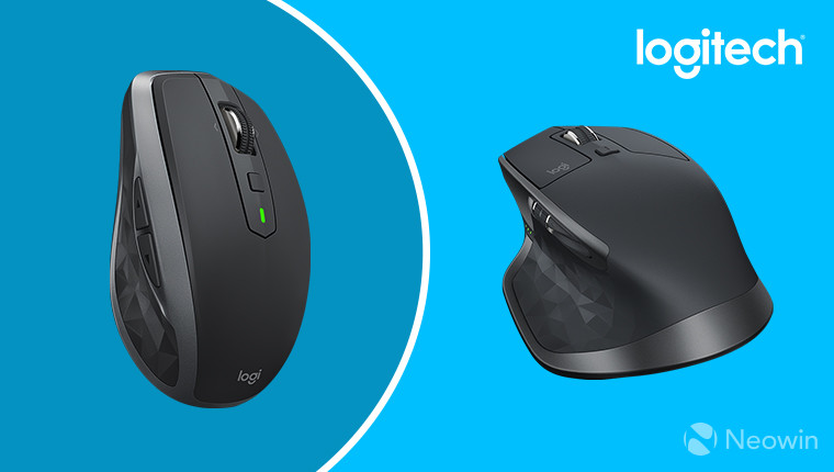 Logitech MX Master 2S and MX Anywhere 2S mice announced - Neowin
