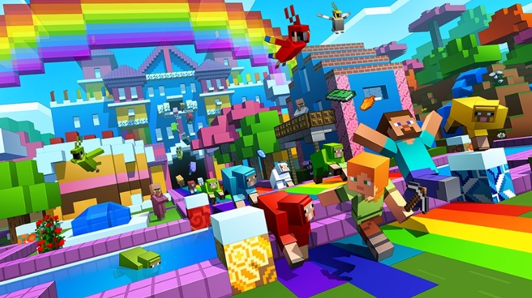 minecraft java edition becomes more vibrant with 'world of