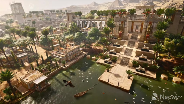 Assassin's Creed Origins officially unveiled at Microsoft ...