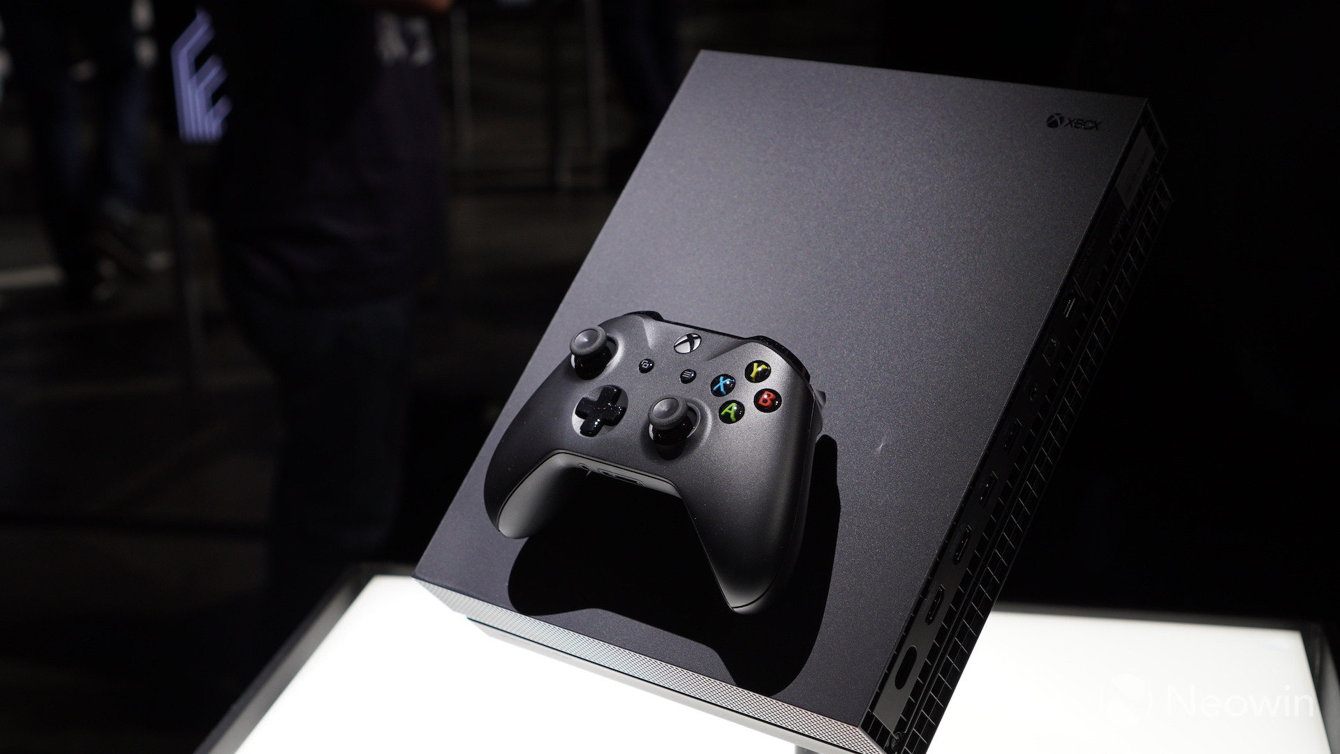 Where is our Xbox One X review?