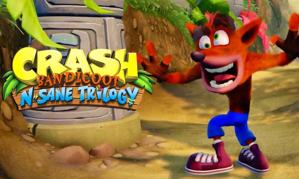 Crash Bandicoot N. Sane Trilogy arriving on non-PS4 consoles early