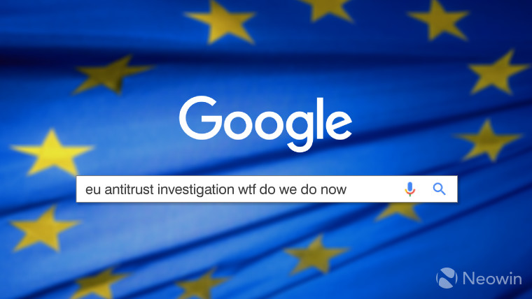 Google altering business model of Android to comply with European regulations