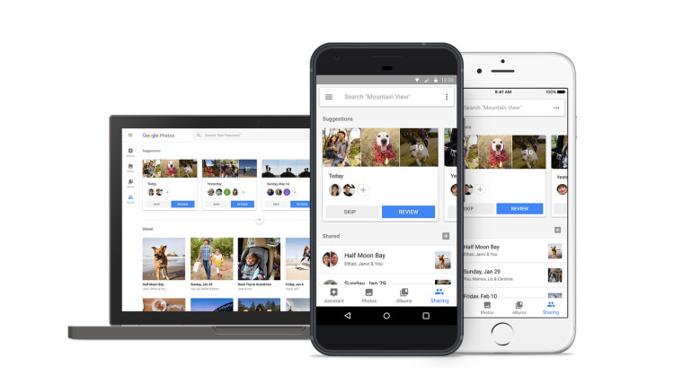 Google Lens is now available on iOS via Google Photos