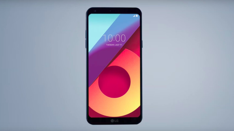 LG announces its Q6, Q6+, and Q6a smartphones