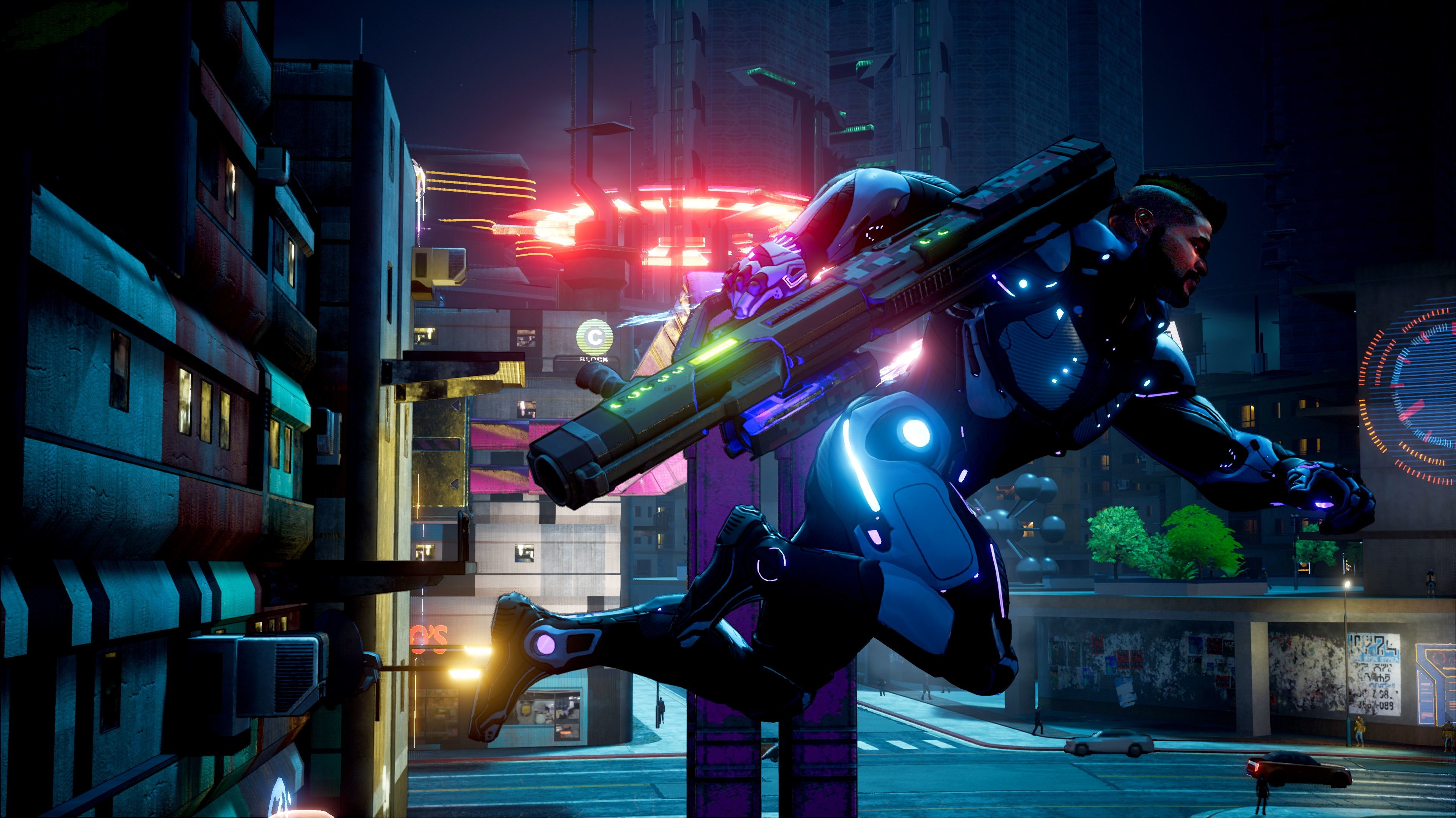 Microsoft confirms Crackdown 3 delay, now due in February 2019