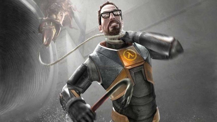 Valve's taking all those Half Life 3 jokes to heart