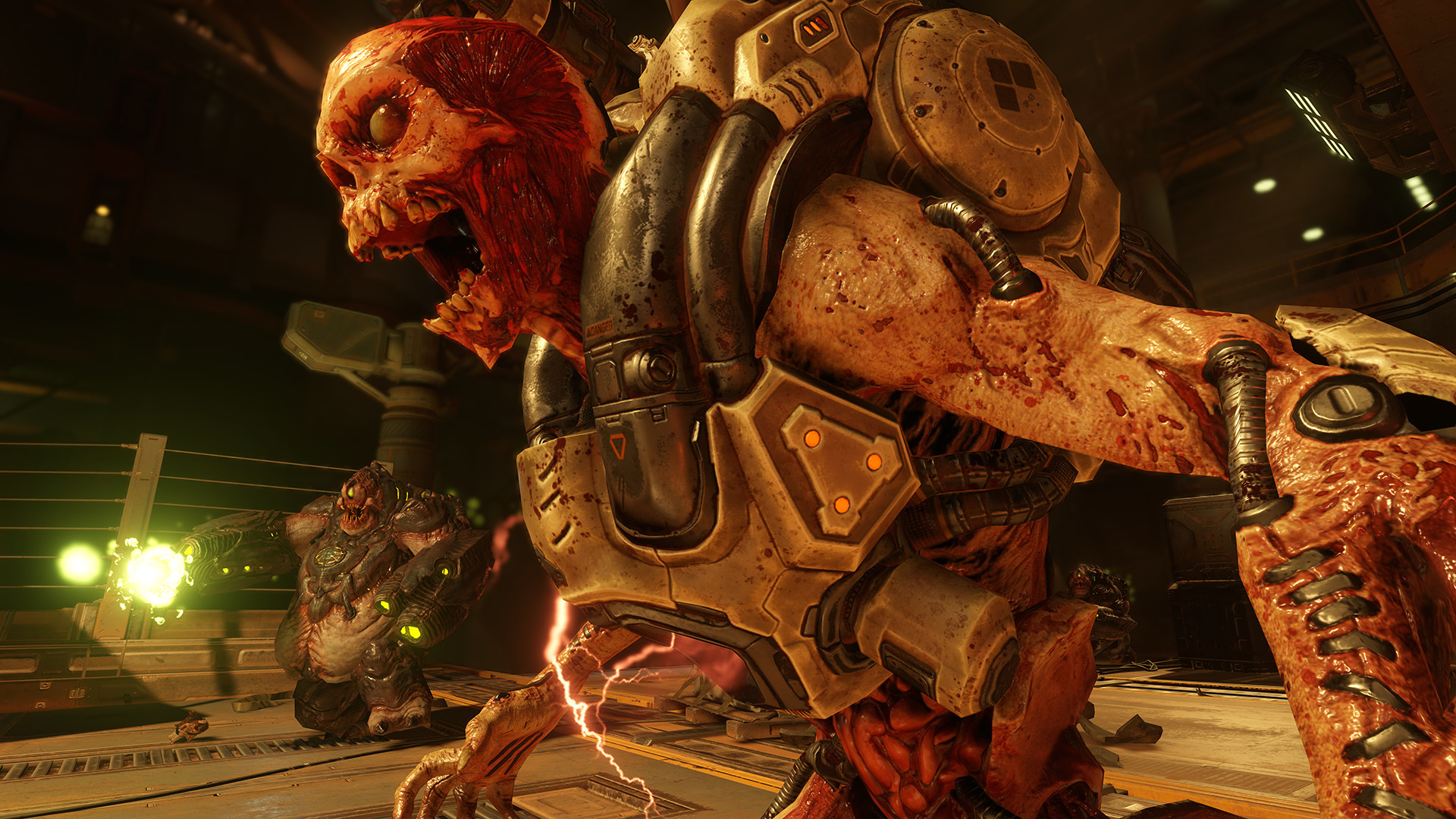 Doom and Wolfenstein 2: The New Colossus are coming to Nintendo Switch