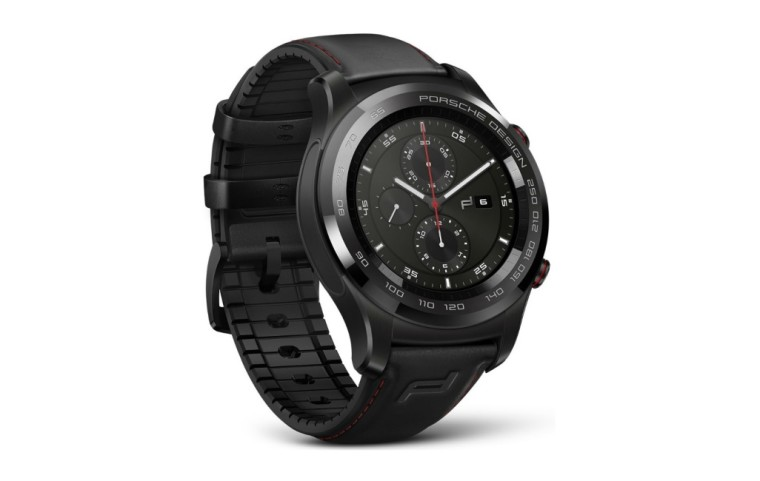 The Porsche Design Huawei Smartwatch Is A Luxurious Racing Inspired
