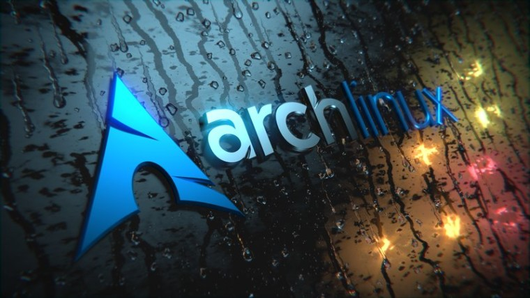 Arch Linux host cites freedom of speech defense, after using