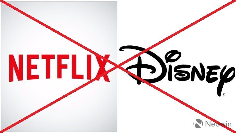 Netflix will not be streaming future Star Wars or Marvel movies