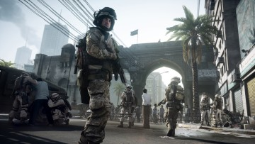 Battlefield 3 screenshot