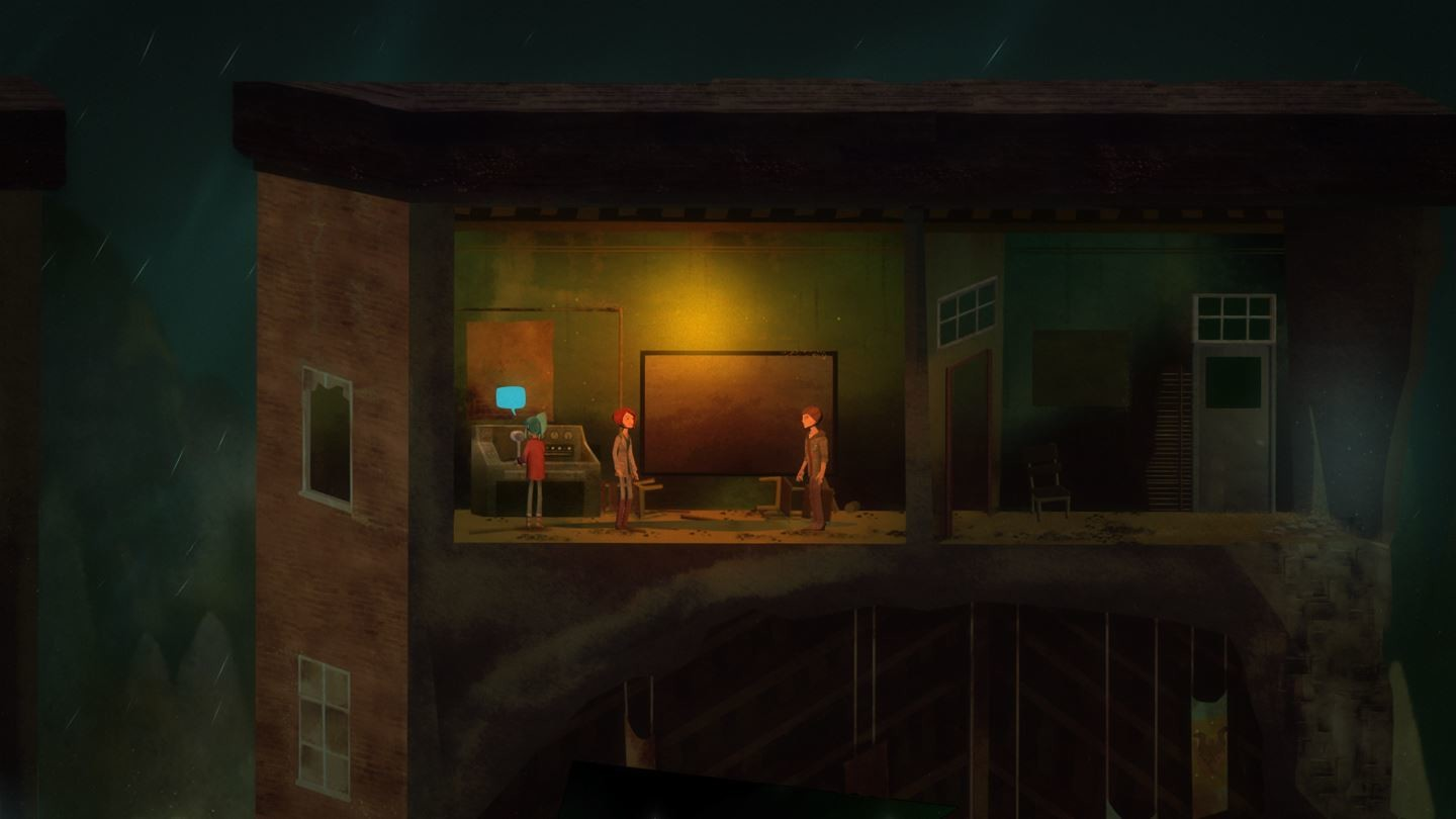 And remember xbox live gold is more than just great deals on games - Oxenfree Is A Supernatural Thriller About A Group Of Friends Who Unwittingly Open A Ghostly Rift Play As Alex A Bright Rebellious Teenager Who Brings Her