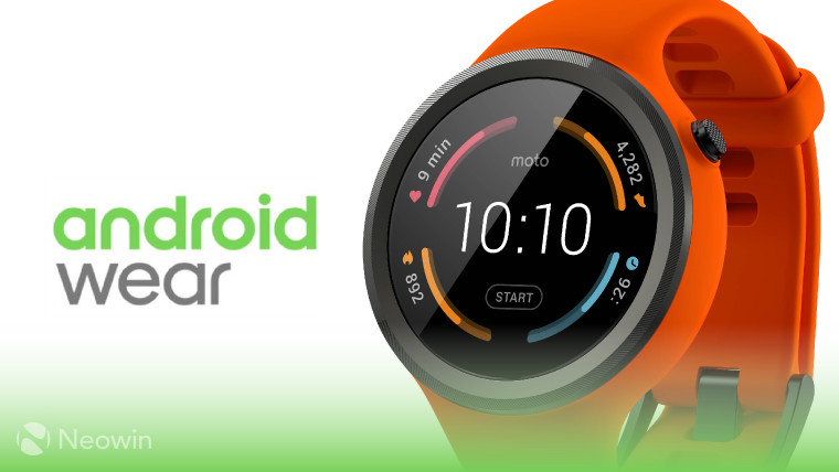 Google updates its Android Wear policies to encourage stand