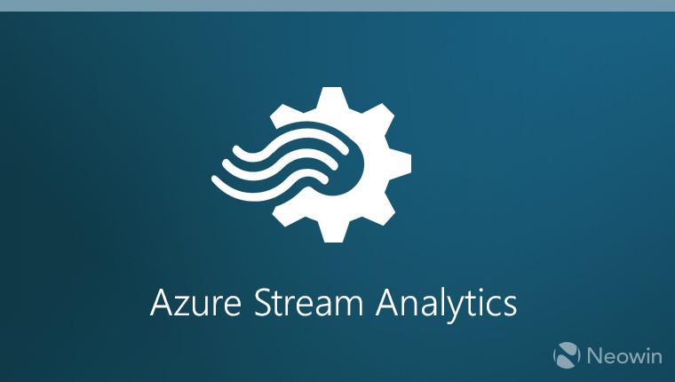 Azure Stream Analytics Machine Learning Based Anomaly Detection Now