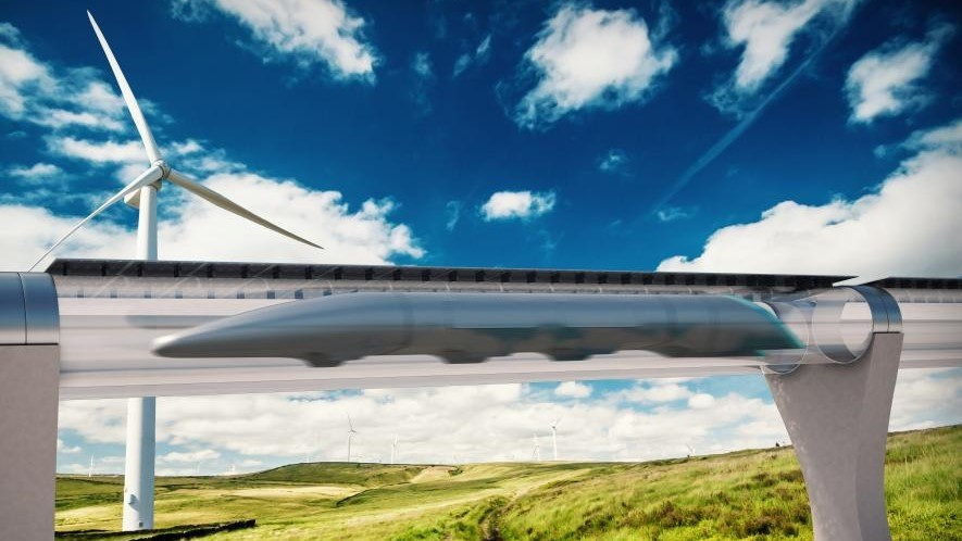 Tesla's Hyperloop podsets new high-speed record