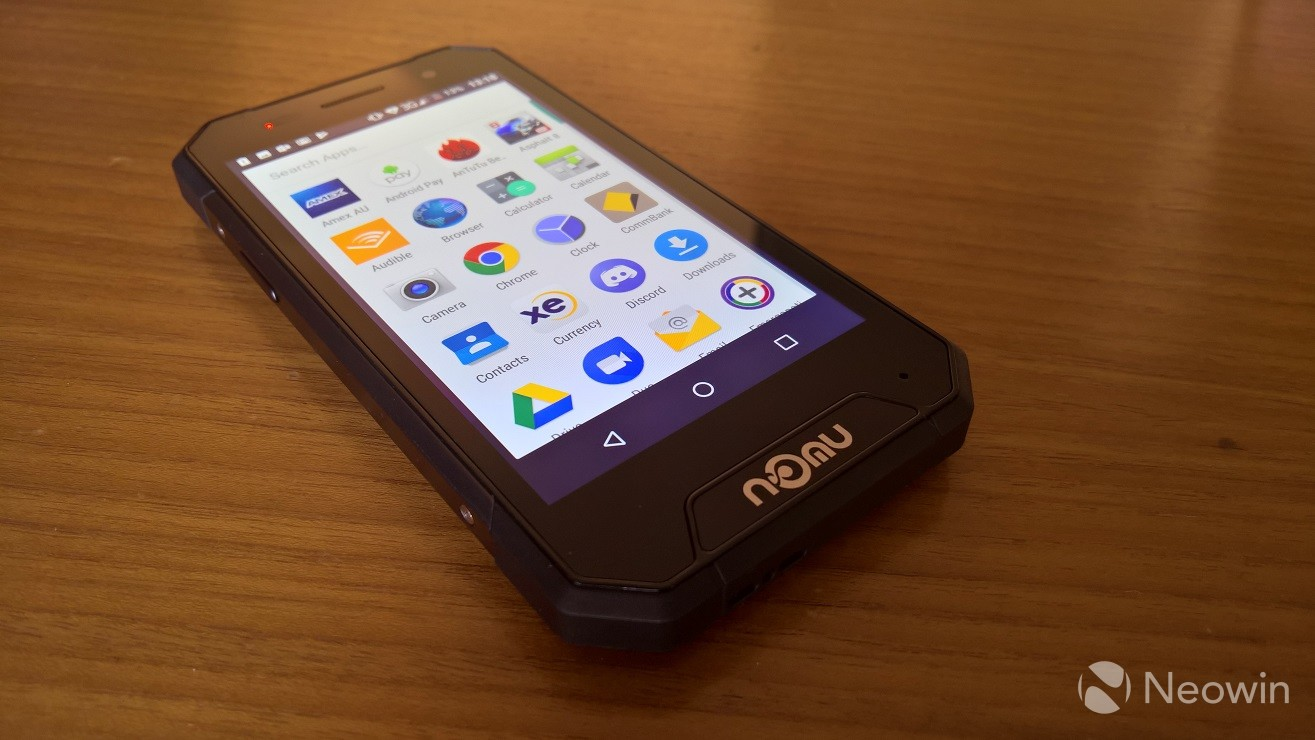 NOMU S30 mini review: A smaller take on its flagship phone