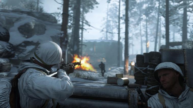 Call of Duty WWII screenshot