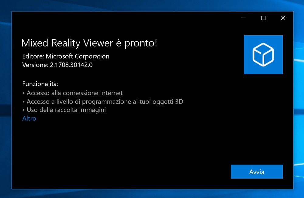 Windows 10 View 3d Gets Rebranded To Mixed Reality Viewer