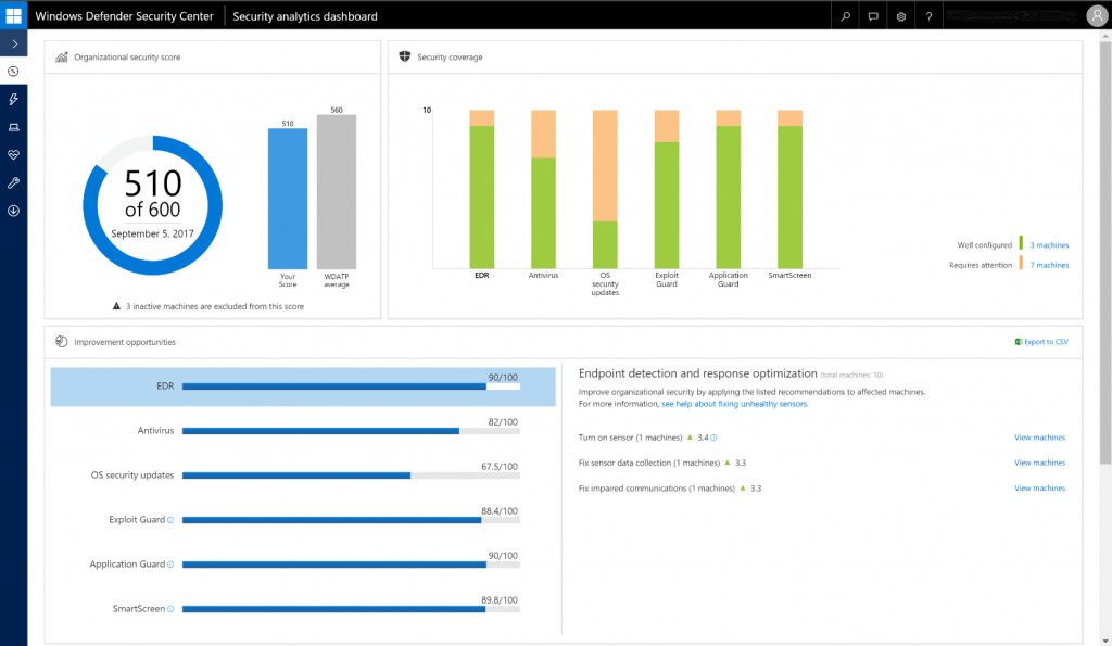 Microsoft announces preview of Windows Defender ATP for Fall