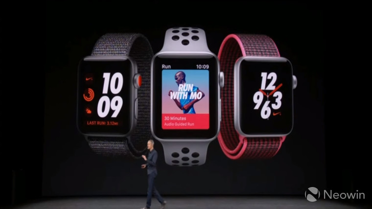 Apple Watch Series 3 Gets LTE Cellular Connectivity | PCMag