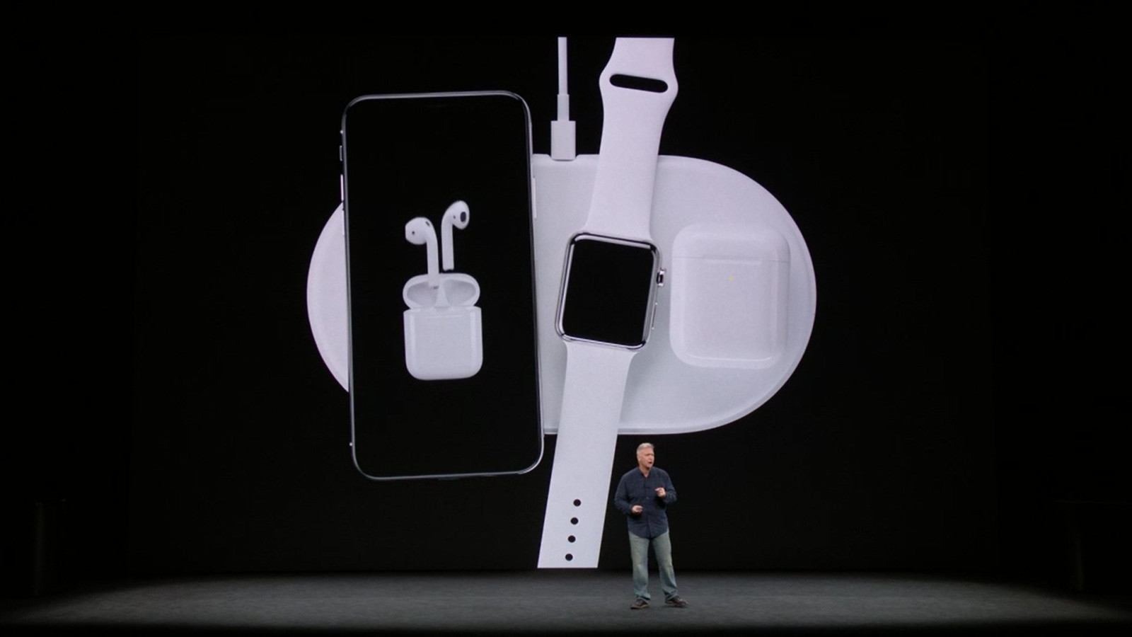 Apple will finally launch its AirPower charging mat in September
