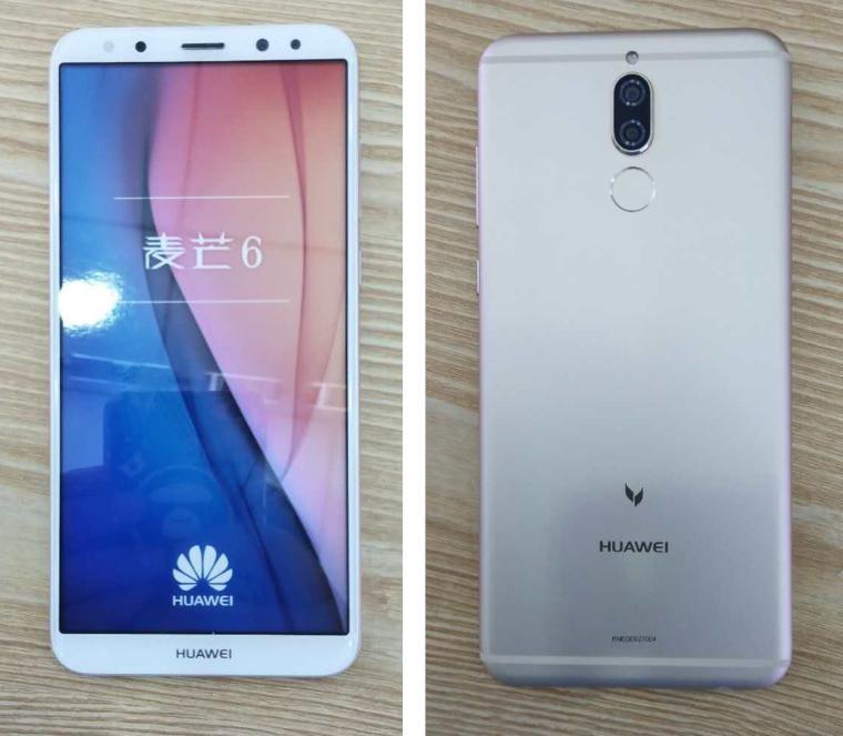 Huawei G10 Dilengkapi Dual Kamera Depan dan Belakang