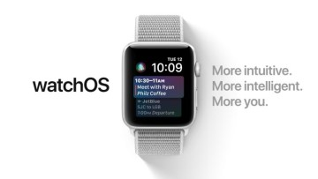 WatchOS 4 is now available, and here