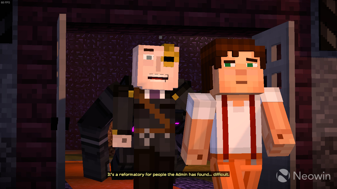 Minecraft Story Mode Season Two Episode Three Review Neowin