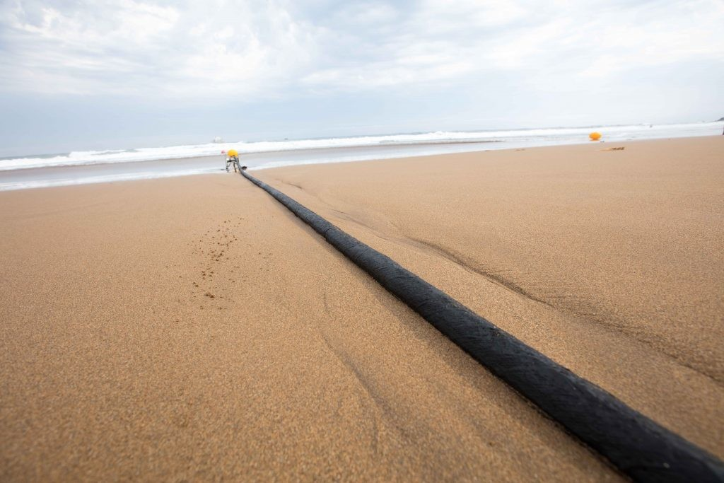 Microsoft and Facebook's highest-capacity undersea cable has