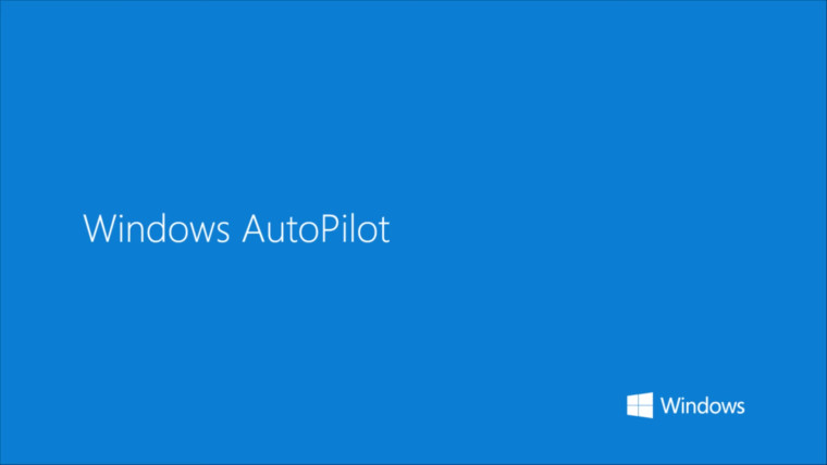 819c1510f Microsoft announced Windows AutoPilot last June as a tool to deploy PCs  without IT administrators ever having to touch the device. Starting with  the Windows ...