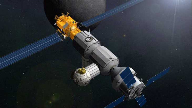 Deep Space Gateway >> Russia To Join Nasa On The Moon Orbiting Deep Space Gateway Neowin