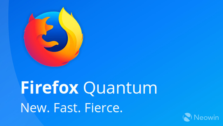 Want lightning fast web browsing? Try the new FireFox Quantum browser
