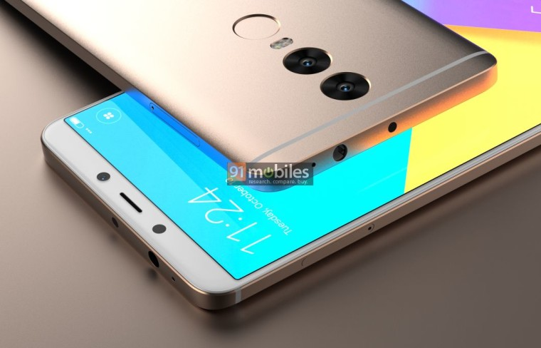Xiaomi Redmi Note 5 Rumored Design and Specifications
