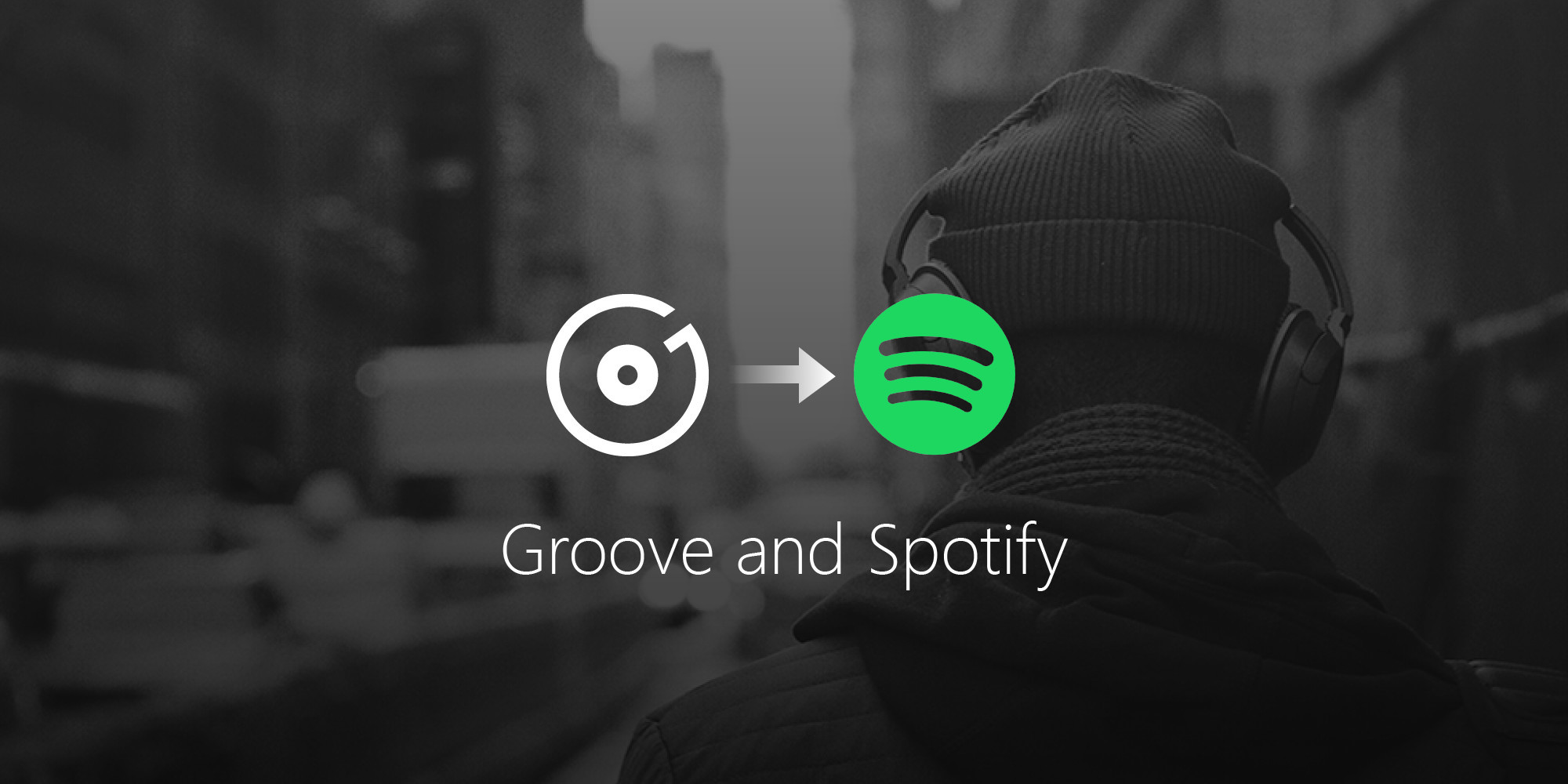 Microsoft Brings Spotify to Groove Music, Discontinues Music Purchases
