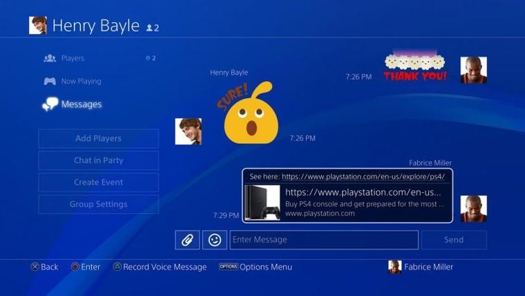 affaf99b6173 PlayStation 4 s 5.0 system update is available now