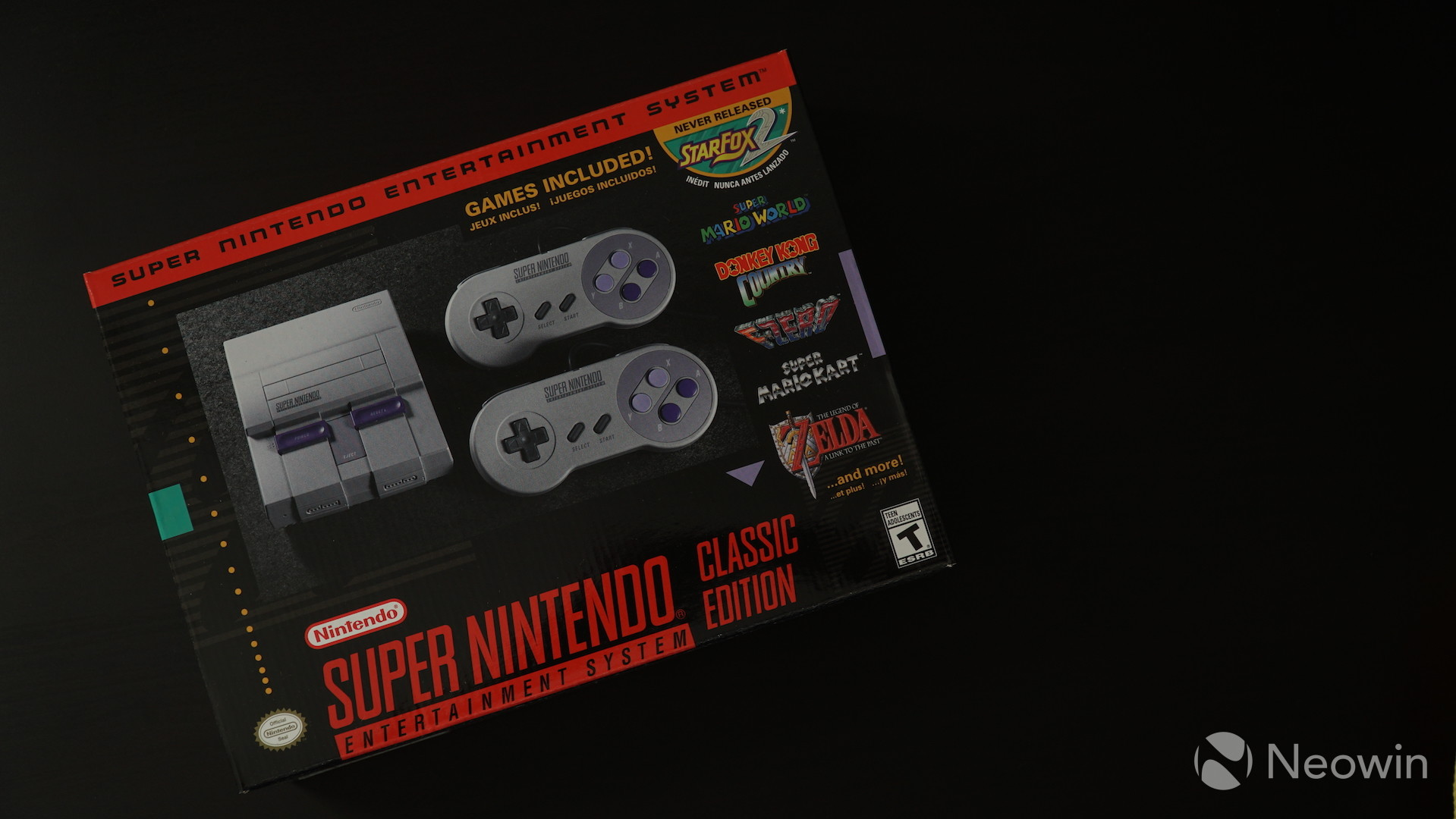 Modded SNES Classic Editions are showing up on eBay for $250